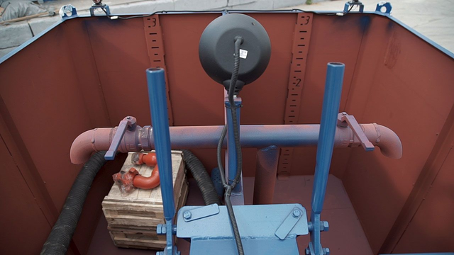 Цементировочный агрегат Навесное АЦ-32 ЦА-320 Камаз-43118 – фото 11