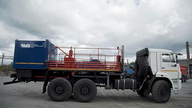 Агрегат цементировочный СИН-35 СИН-32 Камаз-43118 – фото 8