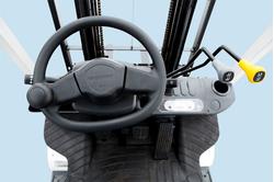 Газобензиновый вилочный погрузчик TCM FHG18T3 – фото 2