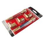 Комплект адаптеров для заправки кондиционеров JTC-3005 – фото 1