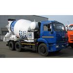 Автобетоносмеситель 58147Z (ABS-7A) (шасси КАМАЗ-65115) – фото 1
