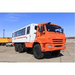 Вахтовый автобус НЕФАЗ-4208 – фото 1