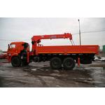 КМУ KANGLIM KS-1256 G-II на базе шасси КАМАЗ 43118-3027-50 – фото 1