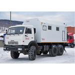 Аварийная мастерская на шасси КАМАЗ-43114 (5350 Евро-4) – фото 1