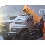 Автовышка 45 метров Hansin HS 4570 на шасси Урал Некст – фото 1