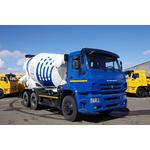 Автобетоносмеситель 58149W (ABS-9K) (шасси КАМАЗ-6520) – фото 1