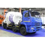 Автобетоносмеситель 58140W (АВS-10K) (шасси КАМАЗ-65201) – фото 1