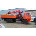 PALFINGER INMAN IT 200 с нераздвижными задними опорами на шасси КАМАЗ-43118-3011-50 – фото 1