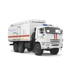 Аварийный автомобиль на шасси КАМАЗ-43118 – фото 1