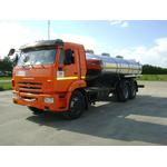 Молоковоз 13 м3 на шасси КАМАЗ-65115-3081-48 – фото 1