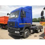 Седельный тягач МАЗ-6430С9-520-012 – фото 1
