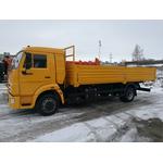 Бортовой КАМАЗ 4308-6083-69 (ЕВРО 5) новый – фото 1
