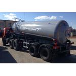 Цементовоз полуприцеп-цистерна Бецема ТЦ-12 – фото 1