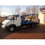 Эвакуатор-автовоз двухуровневый Шасси ГАЗ-33106 – фото 1