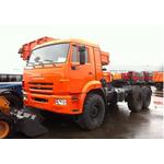 Седельный тягач КАМАЗ 53504-6031-50 (ЕВРО 5) новый – фото 1
