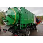 Каналопромывочная машина высокого давления МВс-7-ОДг КамАЗ 53605 – фото 1