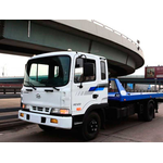 Эвакуатор со сдвижной платформой на шасси Hyundai HD-120 Ultra Long – фото 1