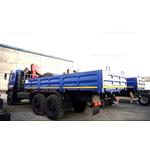 Бортовой автомобиль Урал 4320 (метан) с КМУ ИТ-180 – фото 1