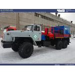 Цементировочный агрегат АЦ-32 Урал-4320 – фото 1
