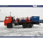 Агрегат цементировочный АЦ-32 КамАЗ 43118 – фото 1