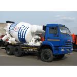Автобетоносмеситель 5814Z6 на шасси КАМАЗ 65115-773932-50 – фото 1