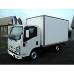 Isuzu NLR 85 А изотермический фургон – фото 1