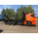 Сортиментовоз с VM10L86 на шасси КАМАЗ 6580-3051-68 площадка VLT-3.00.000 – фото 1