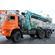Тросовый КМУ с задними раздвижными доп. опорами HKTC HLC8026S + бур на тягаче КАМАЗ 43118-3012-48 – фото 2