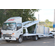 Эвакуатор-автовоз двухуровневый с прицепом Шасси JAC N75 – фото 1